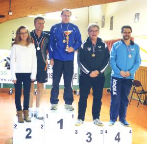 Yann DEPLAIX, champion Vétérans 2 !