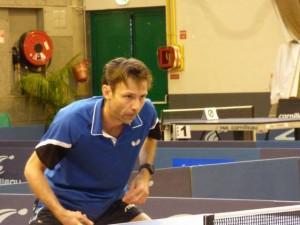 David LEVALOIS aux championnats de Bretagne 2015.